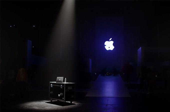 Apple'ın WDDC 2015 konferansında aslı böyle bir prodüksiyon olacaktı