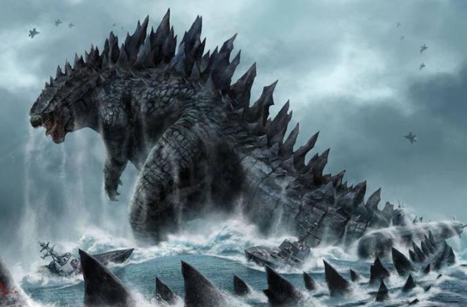 Godzilla en sonunda Japon vatandaşı oldu