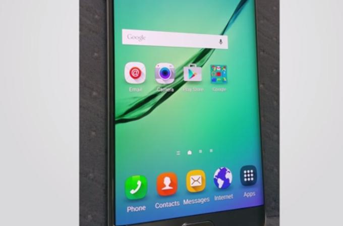 One M9+ videosunda Samsung Galaxy S6 Plus yakalandı!