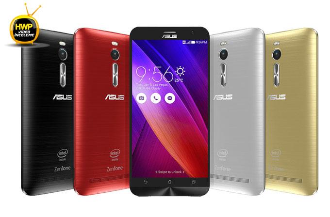 ASUS ZenFone 2 kutu açılışı