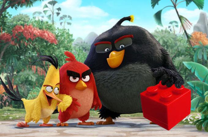 Angry Birds'ün LEGO seti geliyor