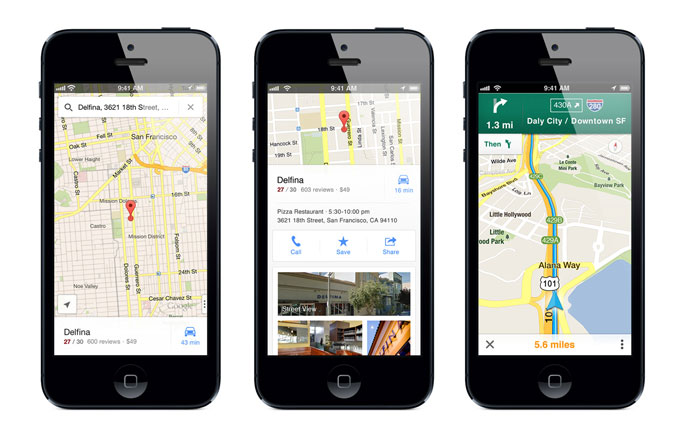 Apple Maps, Windows ve Android'e mi geliyor?
