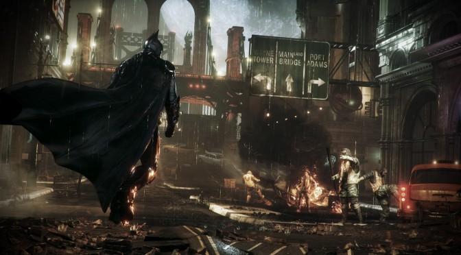 Batman: Arkham Knight'ın NVIDIA farkını bu videoda görün