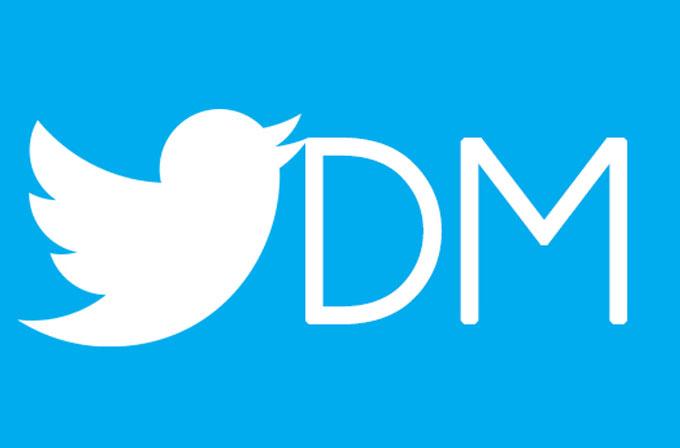 Twitter'da DM karakter sınırı artık 10 bin!