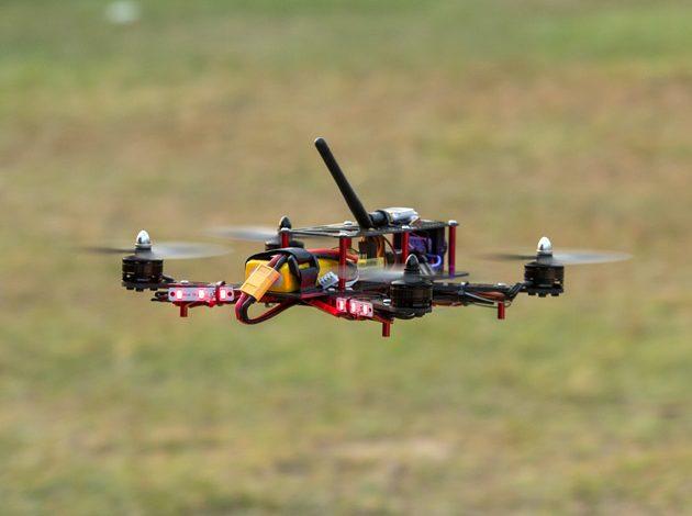 Yeni moda, Drone yarışları