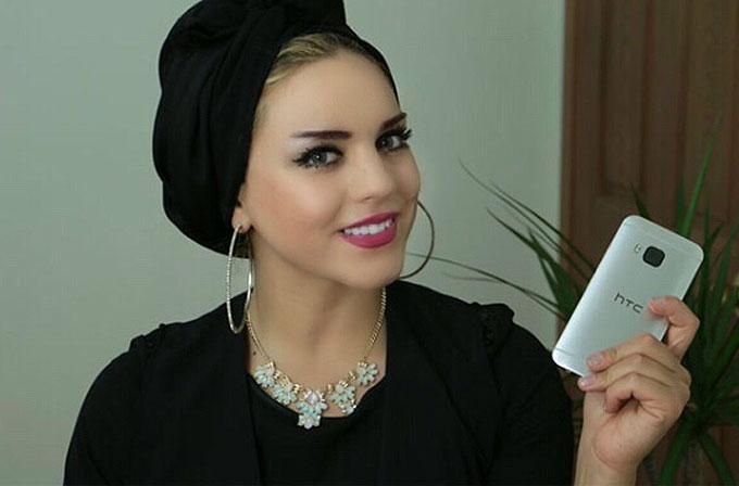 Kız Bakışı: HTC One M9 (Esra Nur Türker)