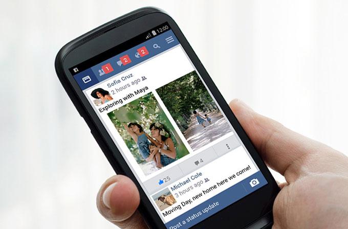 1MB'dan daha düşük boyutlu Facebook Lite yayınlandı