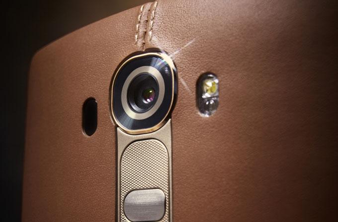 LG G4 kamera karşılaştırması