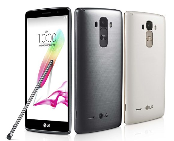 LG G4 Stylus Avrupa'ya giriş yaptı
