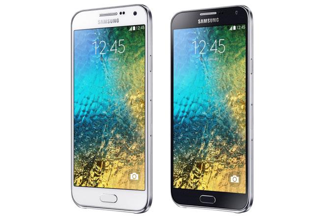 Samsung Galaxy E5 ve E7 ne zaman Lollipop alacak?