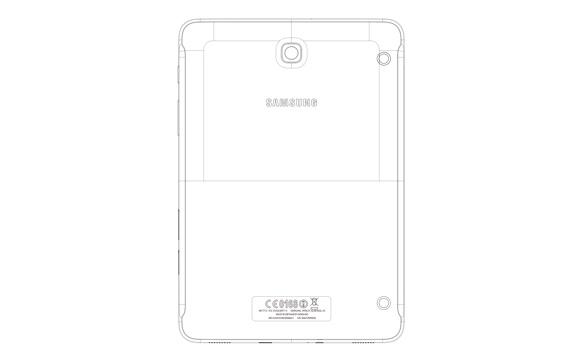 Samsung Galaxy Tab S2 8.0'nin görselleri internete düştü