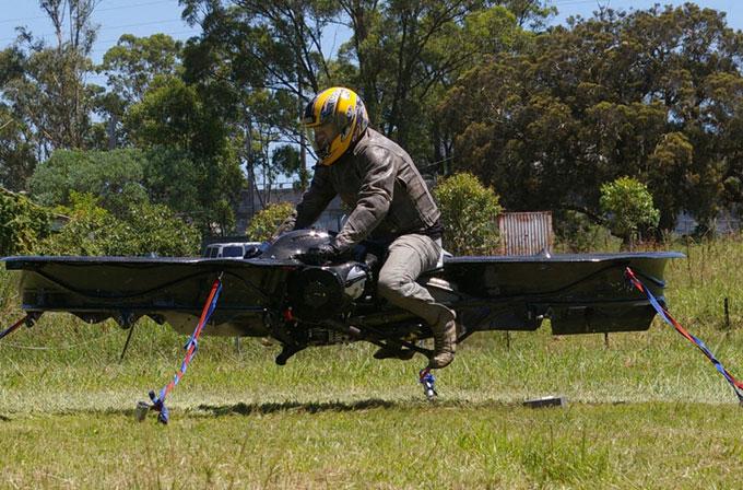 """ABD ordusuna """"hoverbike""""lar katılıyor!"""