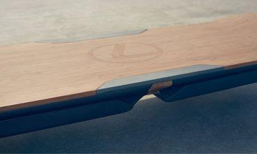 Lexus Hoverboard'ın yeni videosu yayınlandı