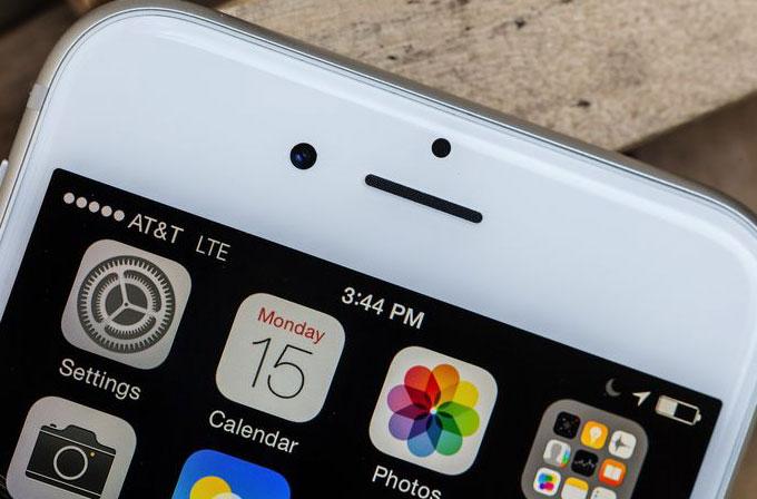 iPhone 6s, Apple'ın Resmi Sitesinde Göründü