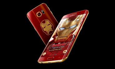 Samsung Galaxy S6 Edge Iron Man Edition için çılgın fiyat