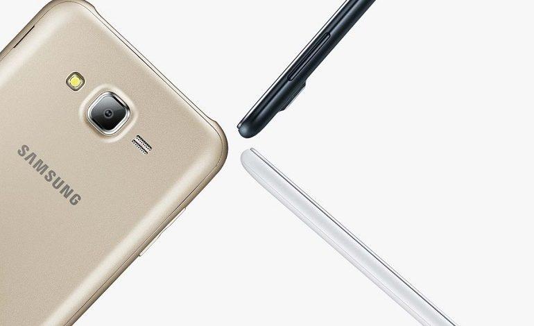 Samsung yeni telefonları Galaxy J7 ve Galaxy J5'i resmi olarak duyurdu