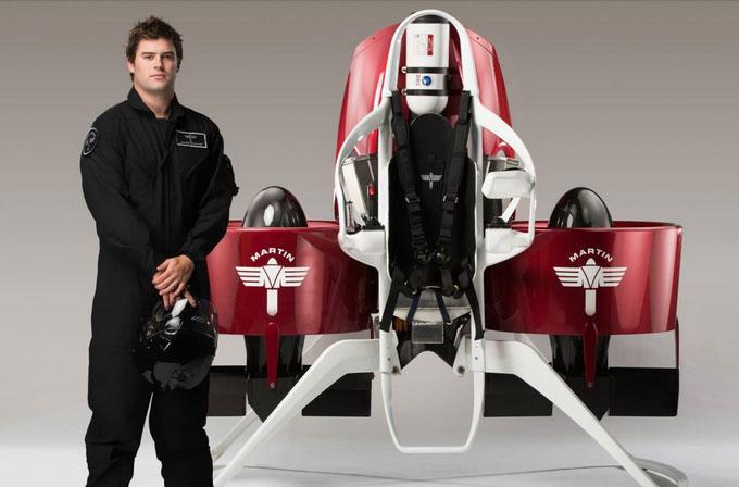 Önümüzdeki yıl kendi Jetpack'inizi satın alabileceksiniz