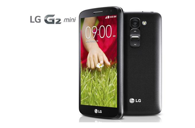 LG G2 Mini'ye Lollipop geliyor
