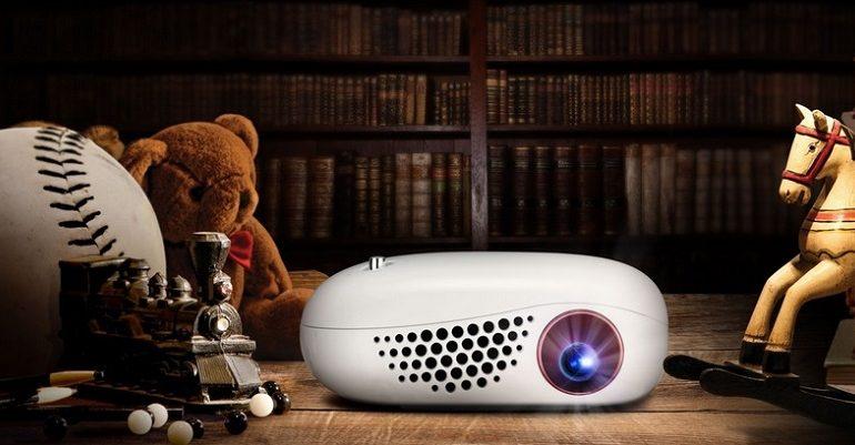 LG, projeksiyon cihazı Minibeam Nano'yu açıkladı