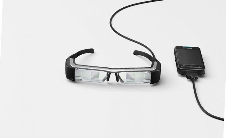 Epson'un akıllı gözlüğü Moverio BT-200 Türkiye'de