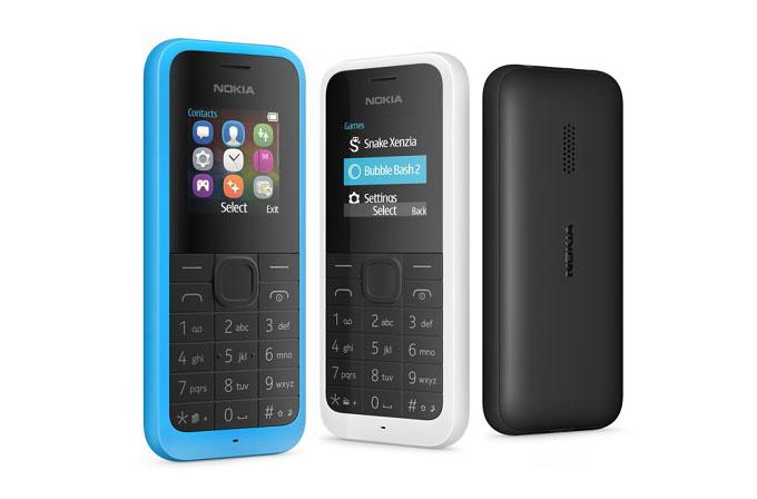 """20 dolar fiyatlı """"akılsız"""" telefon: Nokia 105"""