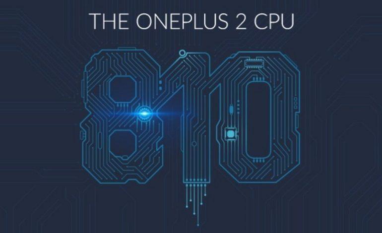 OnePlus 2 Snapdragon 810 v2.1 chipset işlemci kullanacak