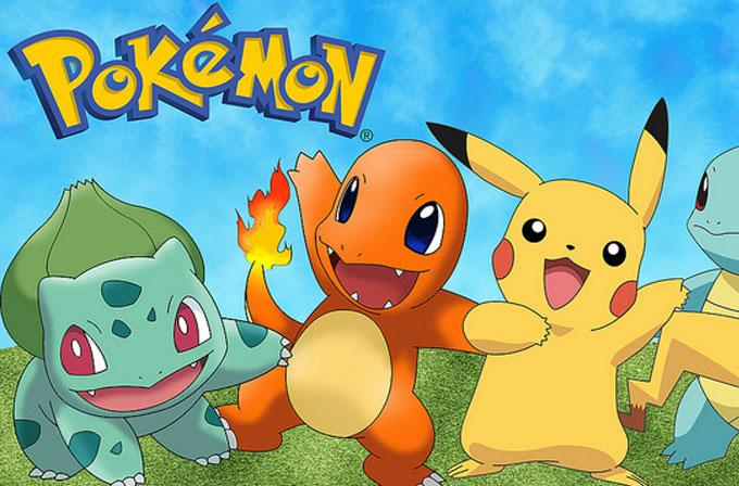"""""""Pokemon Jukebox"""" Android için çıktı"""