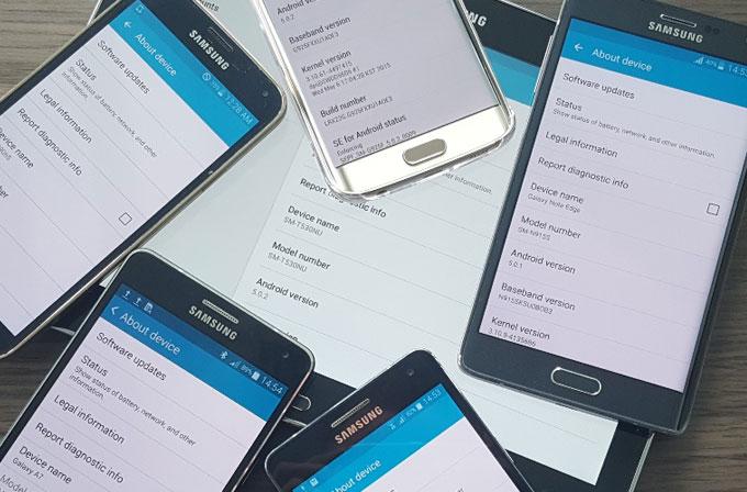 Samsung'un başarısız güncelleme politikası