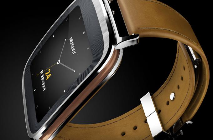 Asus ZenWatch 2, kullanıcılarına 4 gün batarya ömrü vaadediyor