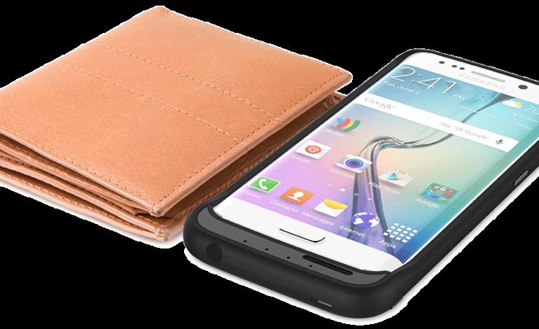 Bu kılıf Galaxy S6'ya iki kat batarya sağlıyor ve microSD kart desteği sunuyor