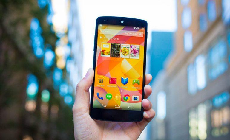 LG Nexus 5 (2015) için yeni görseller sızdı