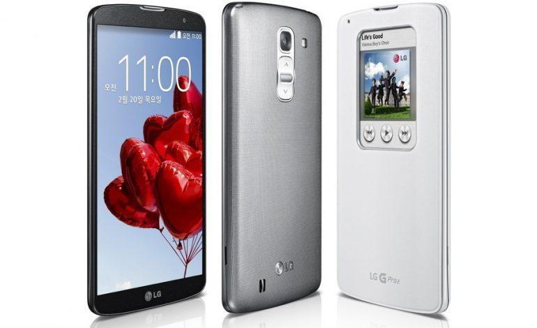 Snapdragon 820'li LG G Pro 3 nihayet kendisini göstermeye hazırlanıyor