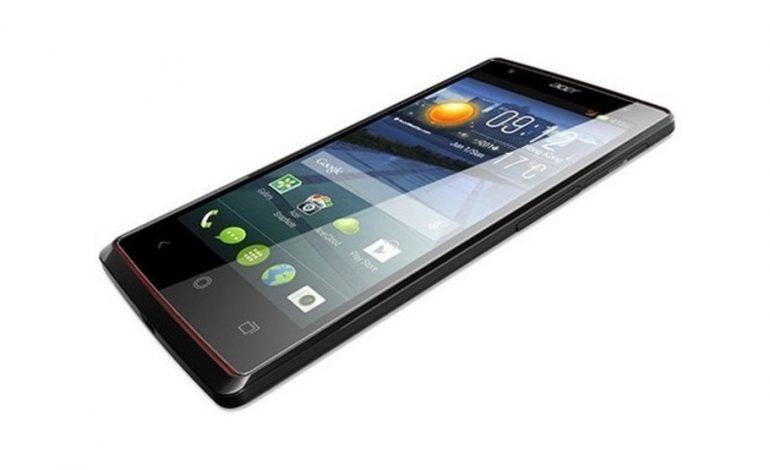 Acer'ın yeni telefonu Acer S59 için teknik özellikler belli oldu