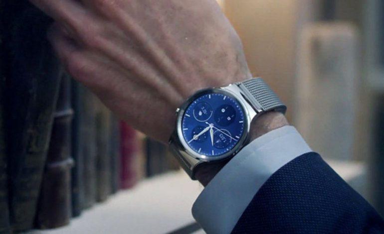 Huawei Watch FFC'nin listesinde görüntülendi