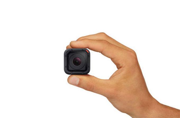 GoPro'dan küçücük aksiyon kamera: HERO4 Session