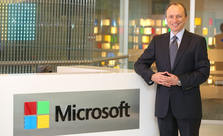 Microsoft Türkiye yeni Genel Müdürü Murat Kansu