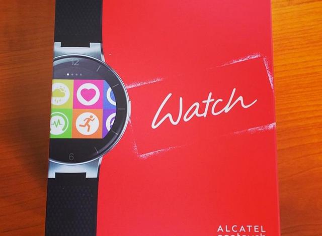 Alcatel OneTouch Akıllı Saatler İle Zaman Daha Çekici Olacak