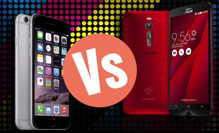 Bir iPhone 6 kullanıcısının 1 haftalık ASUS ZenFone 2 deneyimi