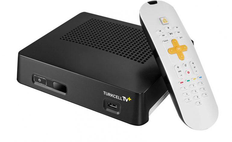 Yan odada da artık Turkcell TV Plus var