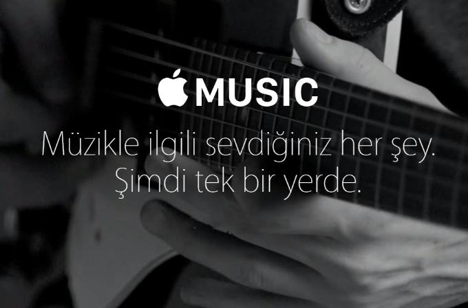 iOS 8.4, Apple Music ile birlikte yayımlandı