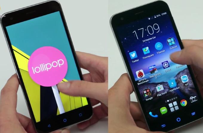 Turkcell T60 ve Vodafone Smart 6 karşı karşıya