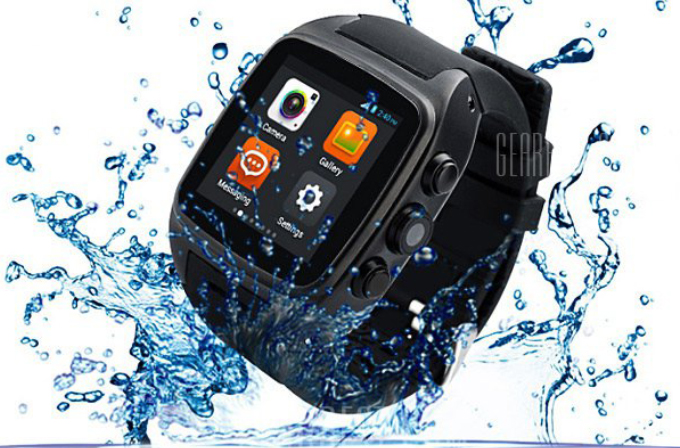 Gearbest.com'dan suya dayanaıklı iMacwear M7 akıllı saat