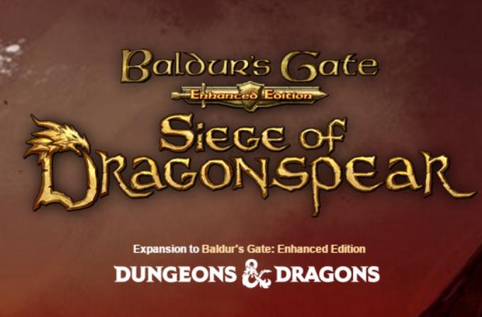 Baldur's Gate: EE ek paketi Baldur's Gate: Siege of Dragonspear açıklandı