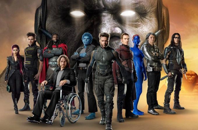 X-Men: Apocalypse filminden ilk set görüntüleri yayımlandı