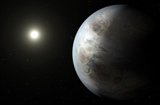 NASA, Dünya'ya en çok benzeyen gezegeni tanıttı: Kepler 452b
