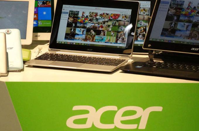 Acer, IFA'da bizlere 4 adet Windows Phone tanıtacak