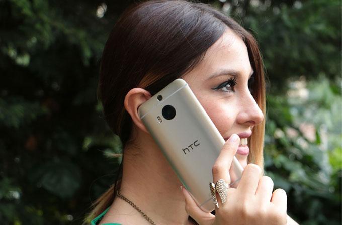 Kız Bakışı: HTC One M9+ (Cansu Sarı)
