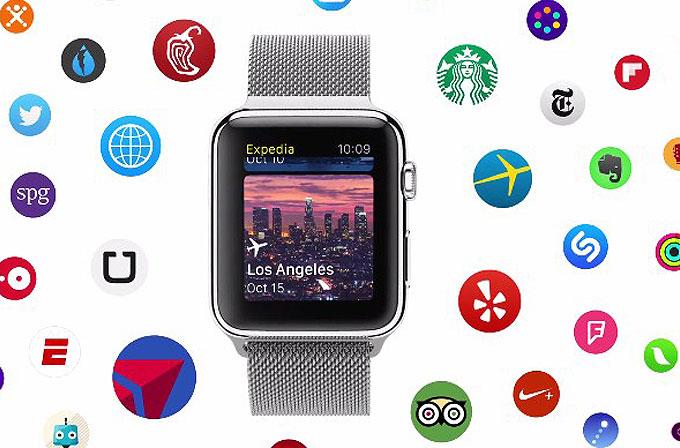 Apple'dan uygulamalara odaklanan Apple Watch reklamları