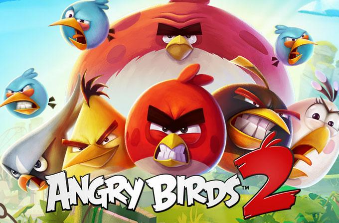 Angry Birds 2, çıktığı hafta 20 milyonu aştı