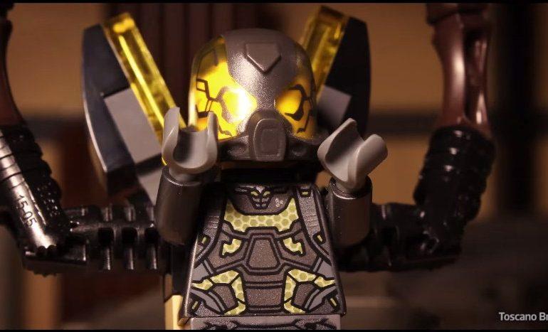 Ant-Man fragmanını bir de LEGO haliyle izleyin
